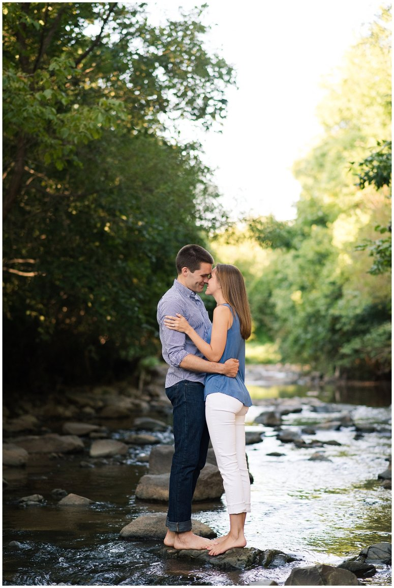 Freedom Park Uptown Charlotte Engagement Session North Carolina Virgina Wedding Photographers_6238