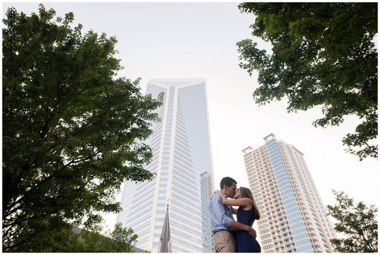 Freedom Park Uptown Charlotte Engagement Session North Carolina Virgina Wedding Photographers_6244