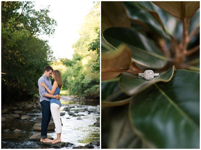 Freedom Park Uptown Charlotte Engagement Session North Carolina Virgina Wedding Photographers_6253