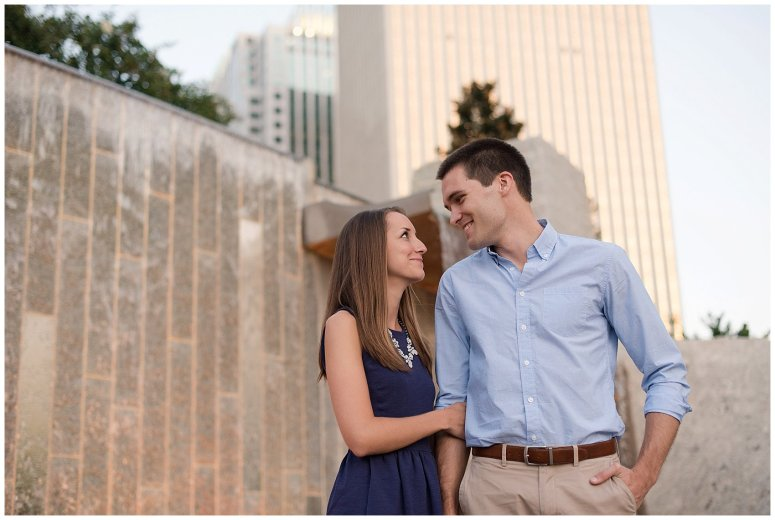 Freedom Park Uptown Charlotte Engagement Session North Carolina Virgina Wedding Photographers_6262