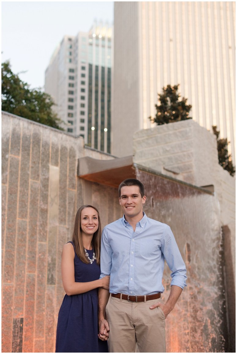 Freedom Park Uptown Charlotte Engagement Session North Carolina Virgina Wedding Photographers_6263