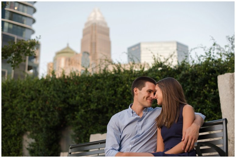 Freedom Park Uptown Charlotte Engagement Session North Carolina Virgina Wedding Photographers_6265