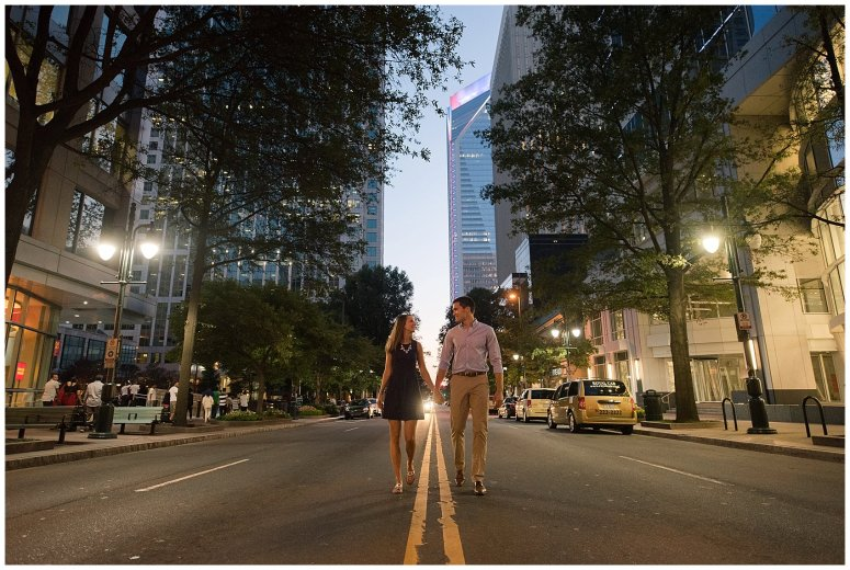 Freedom Park Uptown Charlotte Engagement Session North Carolina Virgina Wedding Photographers_6268