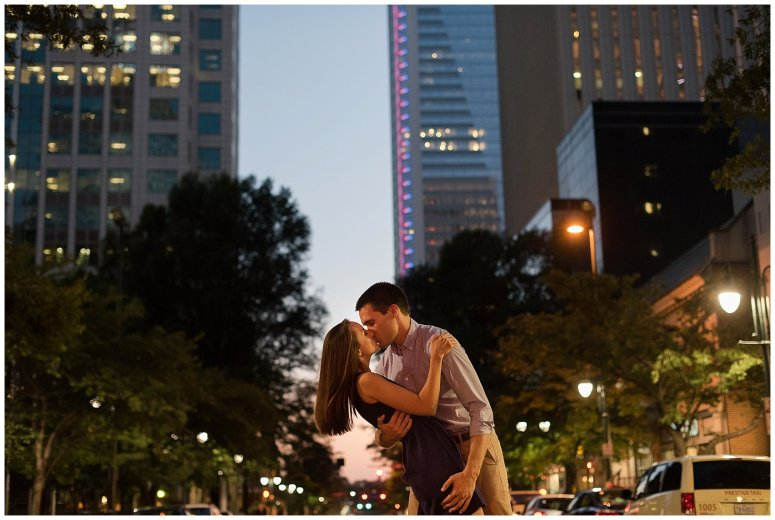 Freedom Park Uptown Charlotte Engagement Session North Carolina Virgina Wedding Photographers_6269