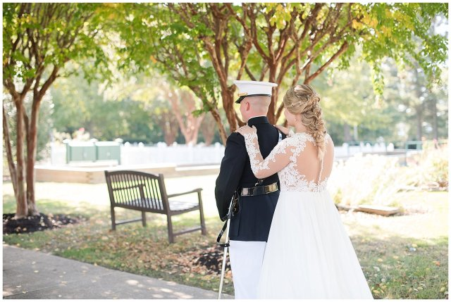 Marine Corps Military Wedding Two Rivers Country Club Williamsburg Virginia Wedding Photographers_6747
