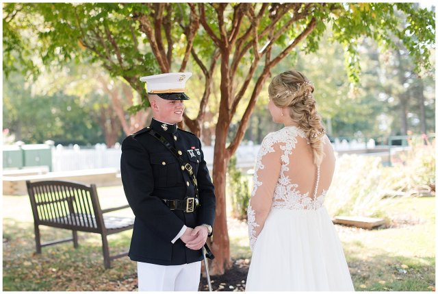 Marine Corps Military Wedding Two Rivers Country Club Williamsburg Virginia Wedding Photographers_6750