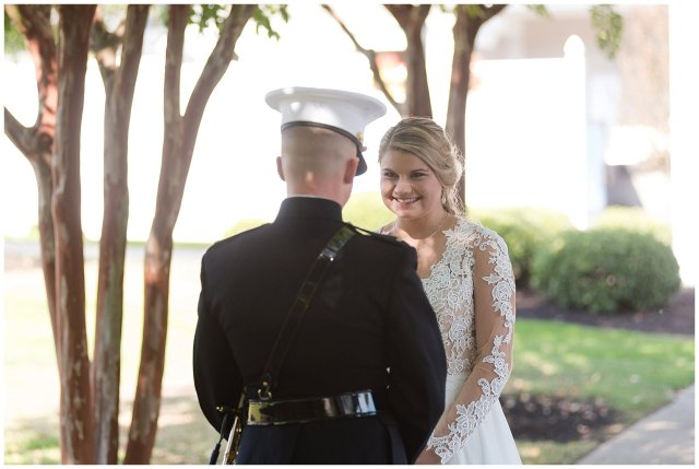 Marine Corps Military Wedding Two Rivers Country Club Williamsburg Virginia Wedding Photographers_6751