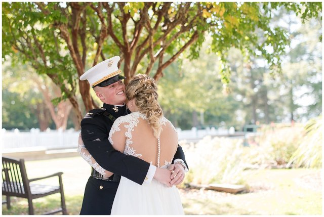 Marine Corps Military Wedding Two Rivers Country Club Williamsburg Virginia Wedding Photographers_6752