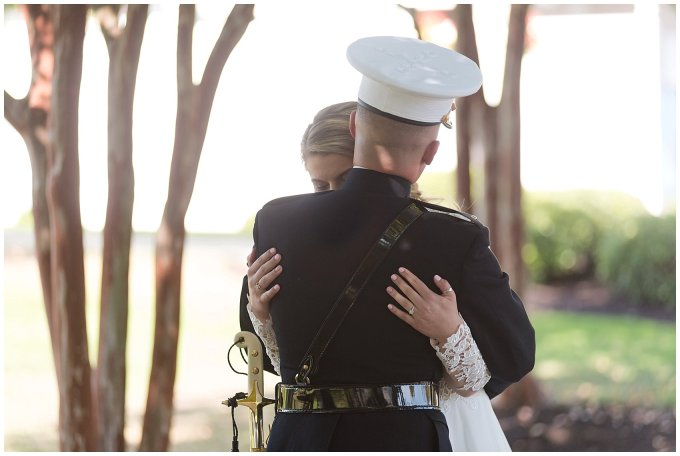 Marine Corps Military Wedding Two Rivers Country Club Williamsburg Virginia Wedding Photographers_6753