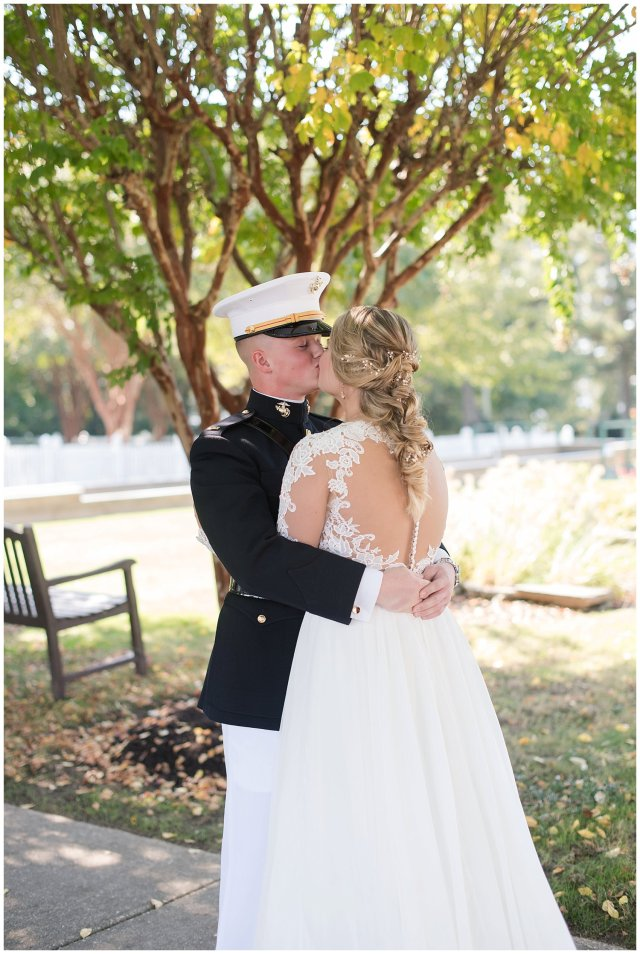 Marine Corps Military Wedding Two Rivers Country Club Williamsburg Virginia Wedding Photographers_6754