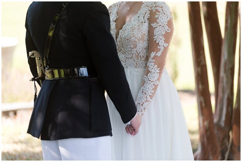 Marine Corps Military Wedding Two Rivers Country Club Williamsburg Virginia Wedding Photographers_6755