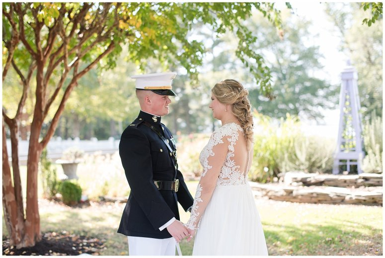 Marine Corps Military Wedding Two Rivers Country Club Williamsburg Virginia Wedding Photographers_6756