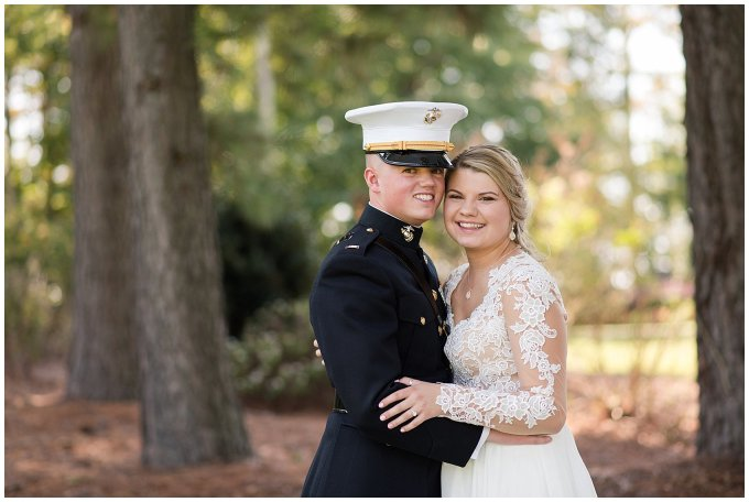 Marine Corps Military Wedding Two Rivers Country Club Williamsburg Virginia Wedding Photographers_6757