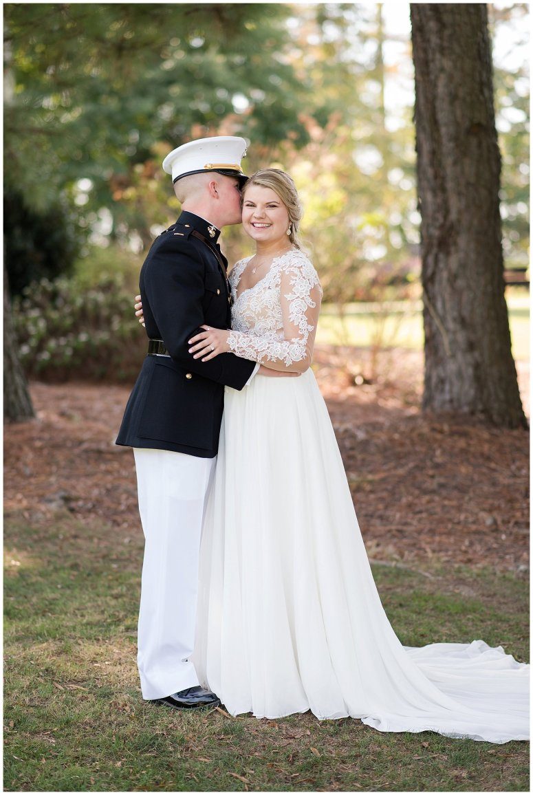 Marine Corps Military Wedding Two Rivers Country Club Williamsburg Virginia Wedding Photographers_6758