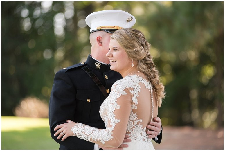 Marine Corps Military Wedding Two Rivers Country Club Williamsburg Virginia Wedding Photographers_6759