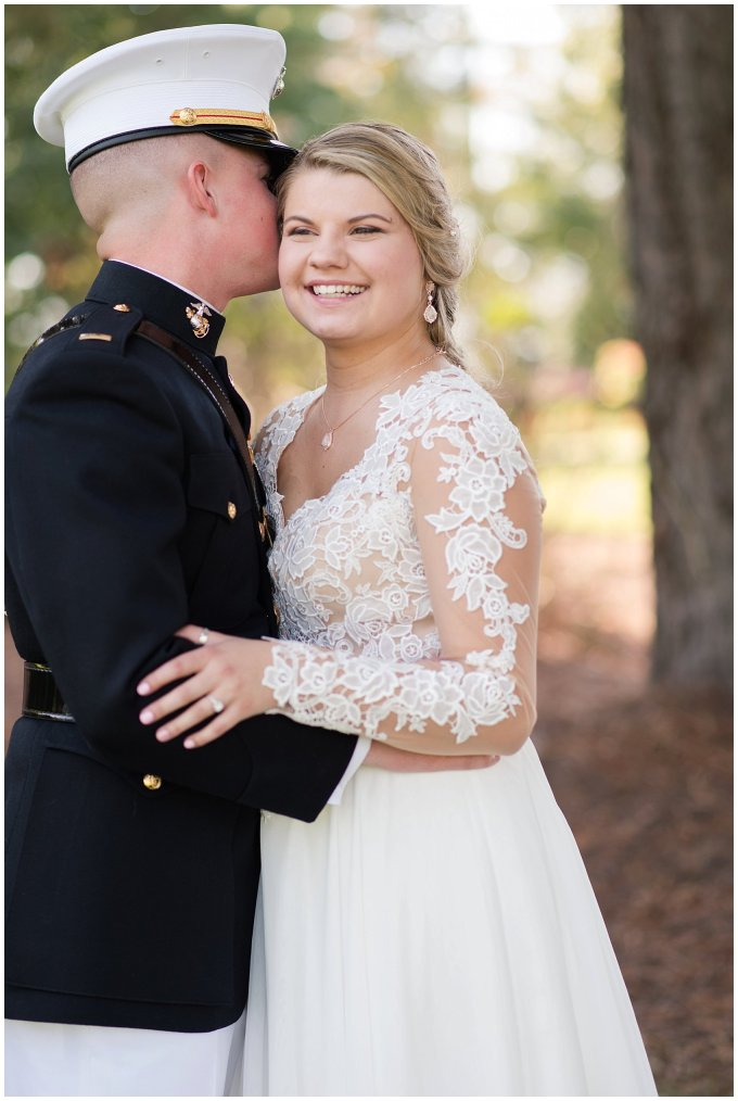 Marine Corps Military Wedding Two Rivers Country Club Williamsburg Virginia Wedding Photographers_6761