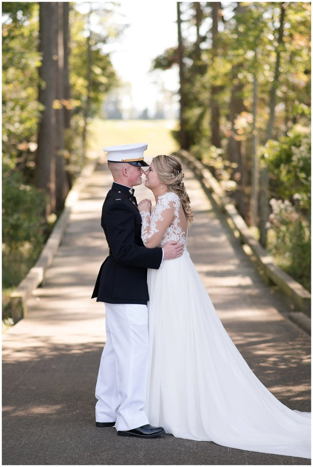 Marine Corps Military Wedding Two Rivers Country Club Williamsburg Virginia Wedding Photographers_6763