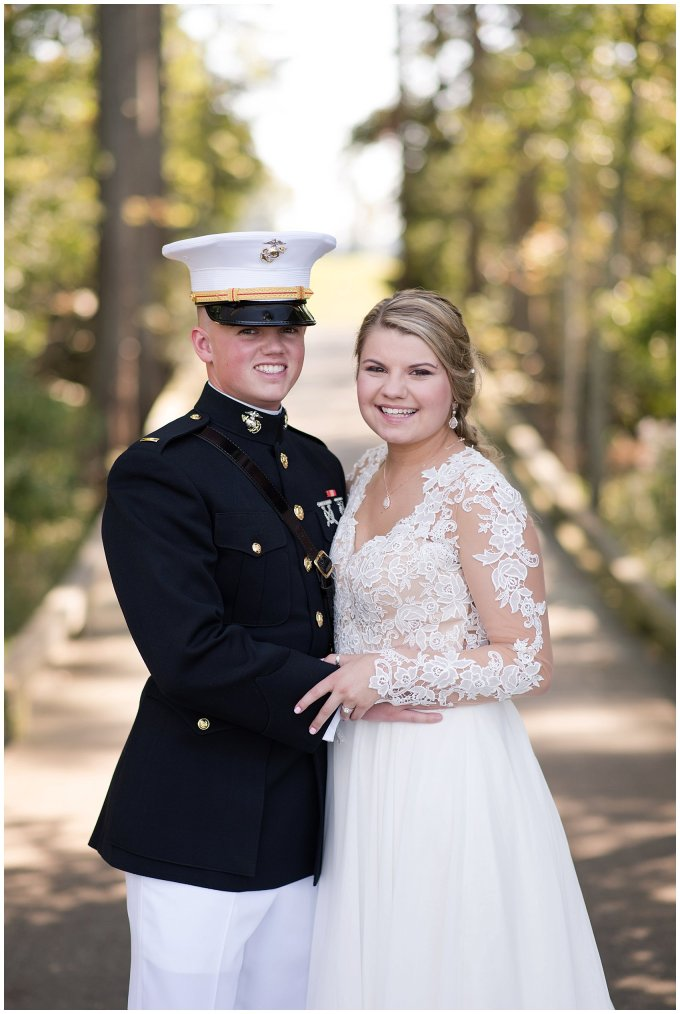 Marine Corps Military Wedding Two Rivers Country Club Williamsburg Virginia Wedding Photographers_6764