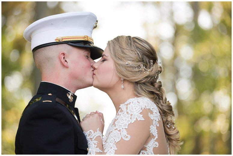 Marine Corps Military Wedding Two Rivers Country Club Williamsburg Virginia Wedding Photographers_6765