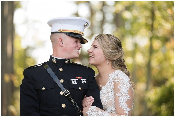 Marine Corps Military Wedding Two Rivers Country Club Williamsburg Virginia Wedding Photographers_6767