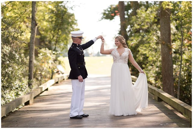 Marine Corps Military Wedding Two Rivers Country Club Williamsburg Virginia Wedding Photographers_6768