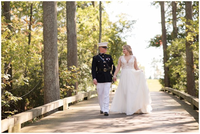 Marine Corps Military Wedding Two Rivers Country Club Williamsburg Virginia Wedding Photographers_6771