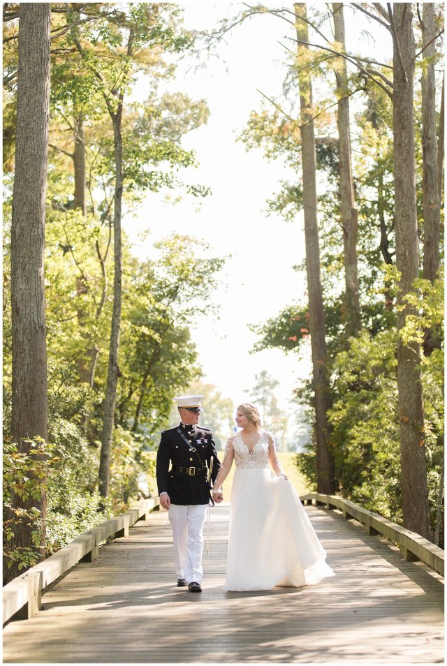 Marine Corps Military Wedding Two Rivers Country Club Williamsburg Virginia Wedding Photographers_6772