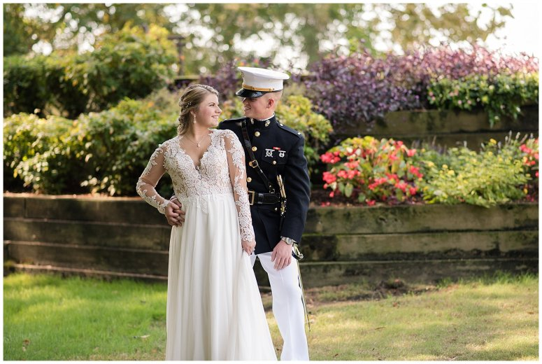 Marine Corps Military Wedding Two Rivers Country Club Williamsburg Virginia Wedding Photographers_6775