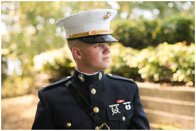 Marine Corps Military Wedding Two Rivers Country Club Williamsburg Virginia Wedding Photographers_6783