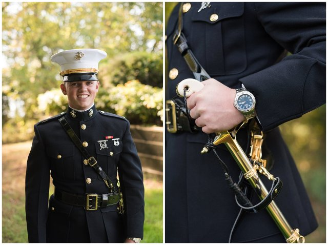 Marine Corps Military Wedding Two Rivers Country Club Williamsburg Virginia Wedding Photographers_6784