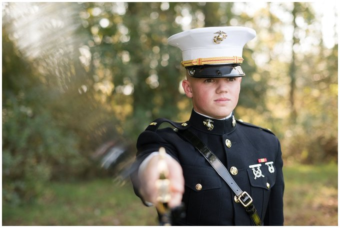 Marine Corps Military Wedding Two Rivers Country Club Williamsburg Virginia Wedding Photographers_6787