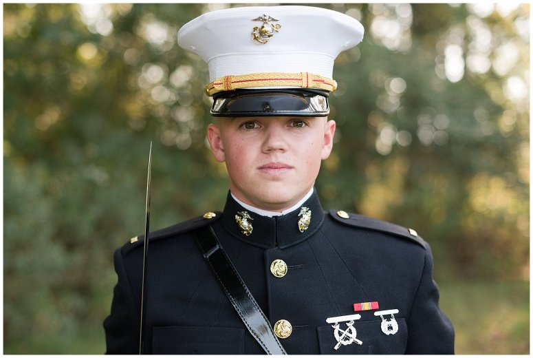 Marine Corps Military Wedding Two Rivers Country Club Williamsburg Virginia Wedding Photographers_6789