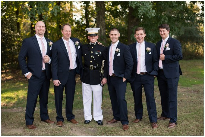 Marine Corps Military Wedding Two Rivers Country Club Williamsburg Virginia Wedding Photographers_6800