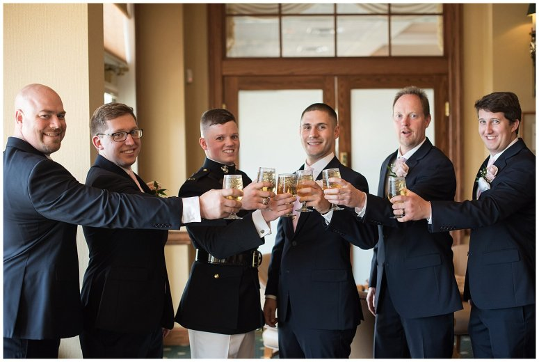 Marine Corps Military Wedding Two Rivers Country Club Williamsburg Virginia Wedding Photographers_6801
