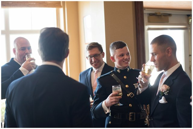 Marine Corps Military Wedding Two Rivers Country Club Williamsburg Virginia Wedding Photographers_6803