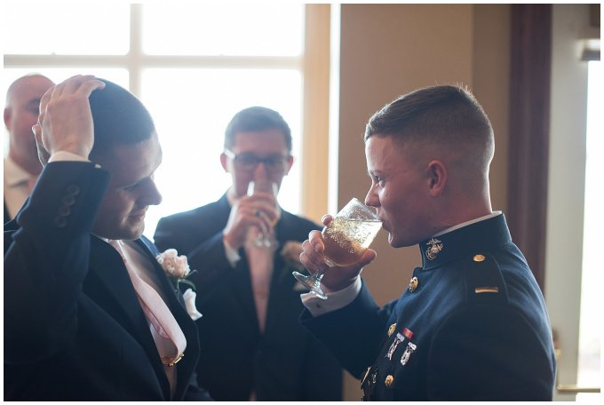 Marine Corps Military Wedding Two Rivers Country Club Williamsburg Virginia Wedding Photographers_6804