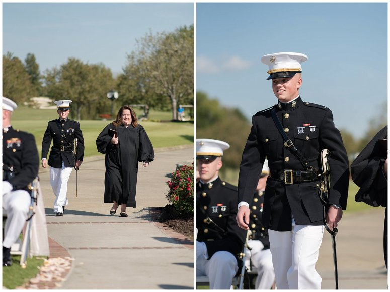 Marine Corps Military Wedding Two Rivers Country Club Williamsburg Virginia Wedding Photographers_6811