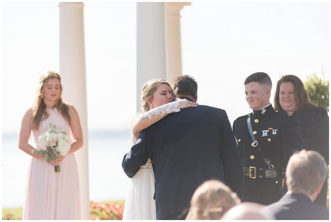 Marine Corps Military Wedding Two Rivers Country Club Williamsburg Virginia Wedding Photographers_6821