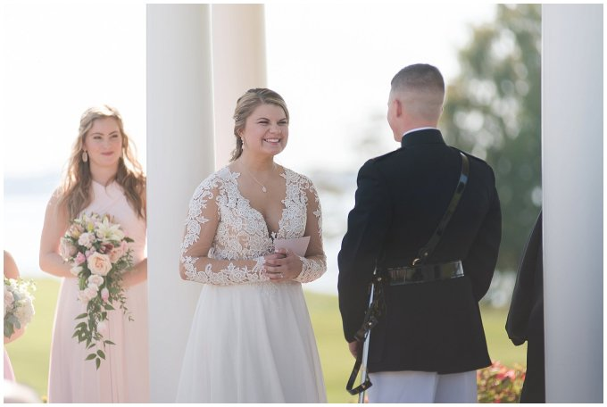 Marine Corps Military Wedding Two Rivers Country Club Williamsburg Virginia Wedding Photographers_6825