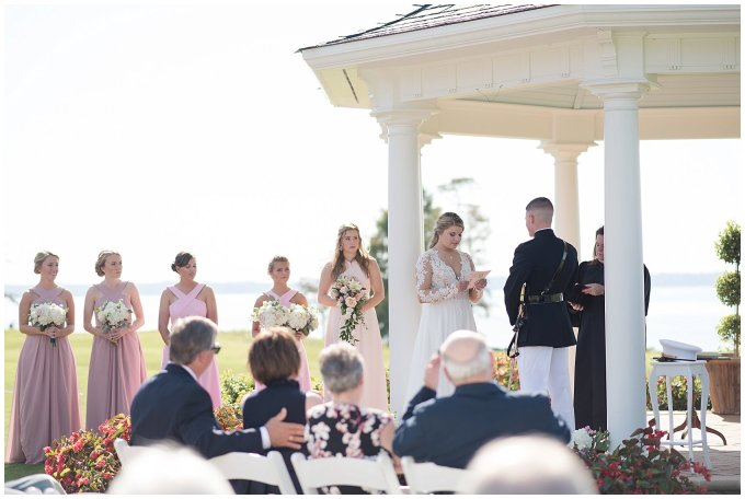 Marine Corps Military Wedding Two Rivers Country Club Williamsburg Virginia Wedding Photographers_6826
