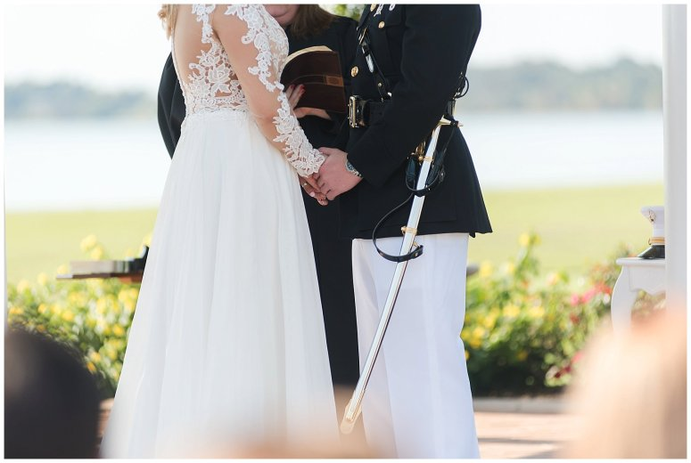 Marine Corps Military Wedding Two Rivers Country Club Williamsburg Virginia Wedding Photographers_6827