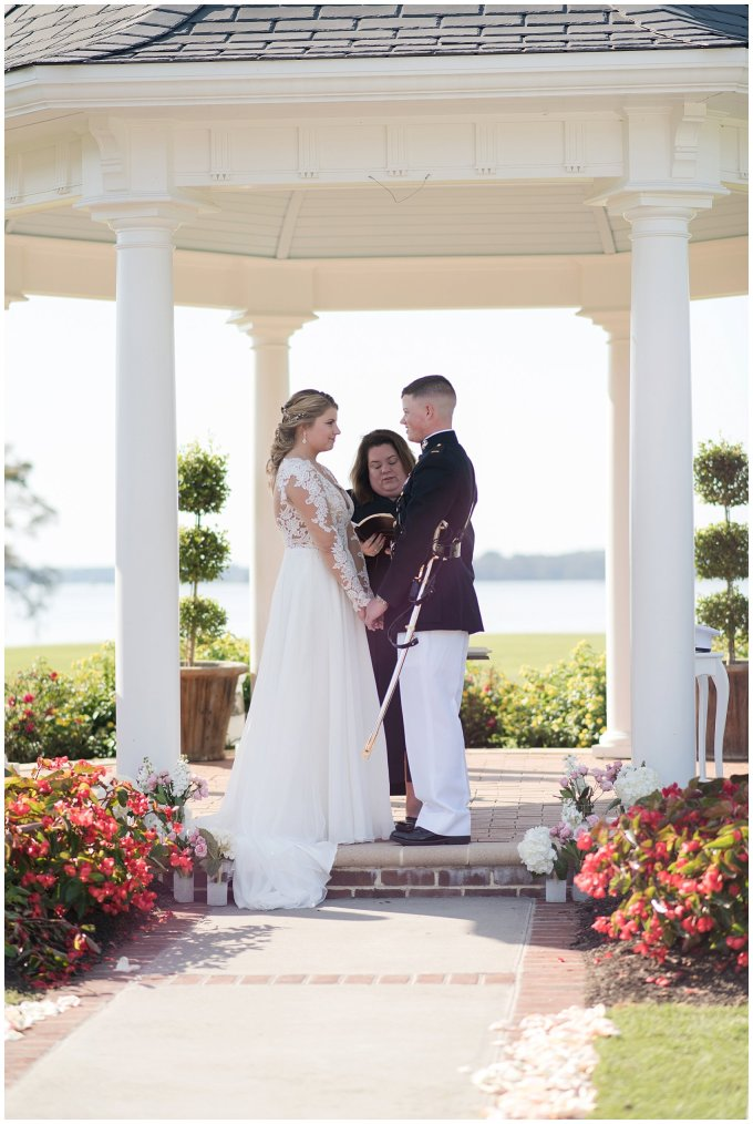 Marine Corps Military Wedding Two Rivers Country Club Williamsburg Virginia Wedding Photographers_6828