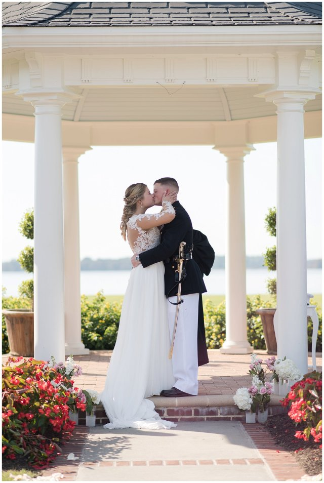 Marine Corps Military Wedding Two Rivers Country Club Williamsburg Virginia Wedding Photographers_6834