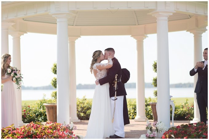 Marine Corps Military Wedding Two Rivers Country Club Williamsburg Virginia Wedding Photographers_6836