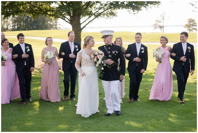 Marine Corps Military Wedding Two Rivers Country Club Williamsburg Virginia Wedding Photographers_6849