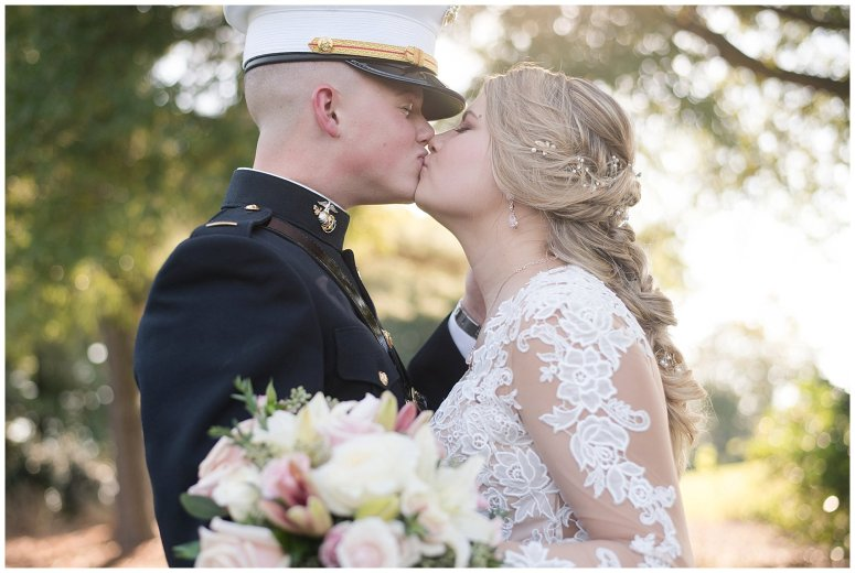 Marine Corps Military Wedding Two Rivers Country Club Williamsburg Virginia Wedding Photographers_6852