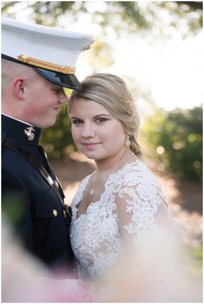 Marine Corps Military Wedding Two Rivers Country Club Williamsburg Virginia Wedding Photographers_6853