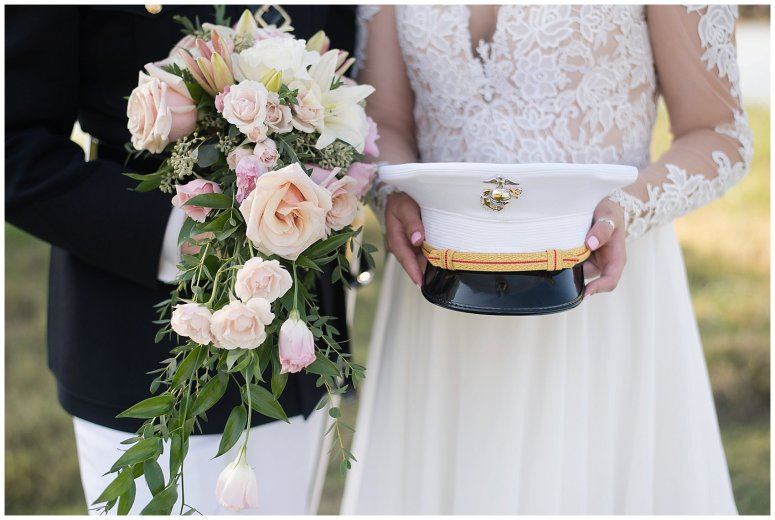 Marine Corps Military Wedding Two Rivers Country Club Williamsburg Virginia Wedding Photographers_6854
