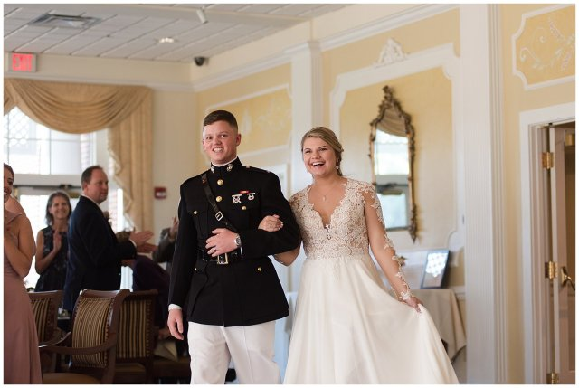Marine Corps Military Wedding Two Rivers Country Club Williamsburg Virginia Wedding Photographers_6867