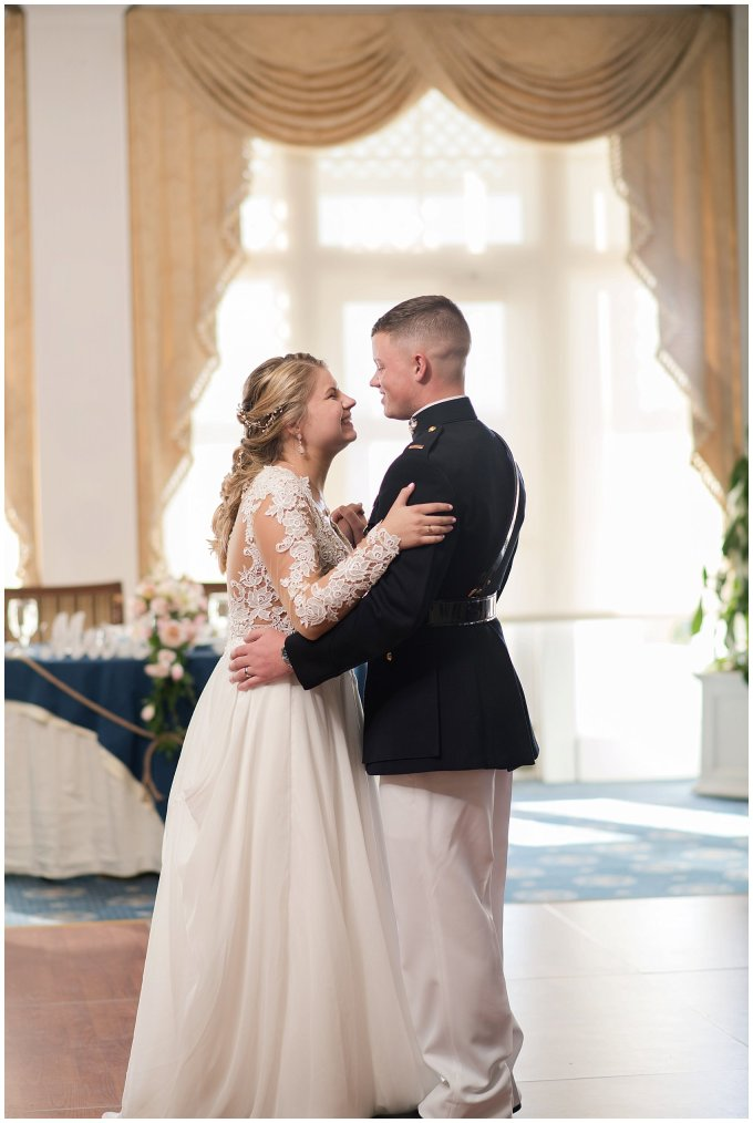 Marine Corps Military Wedding Two Rivers Country Club Williamsburg Virginia Wedding Photographers_6869